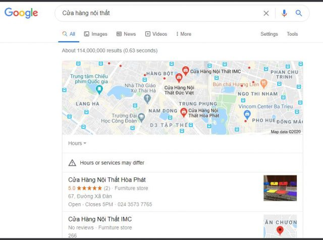 Xác Minh Google My Business