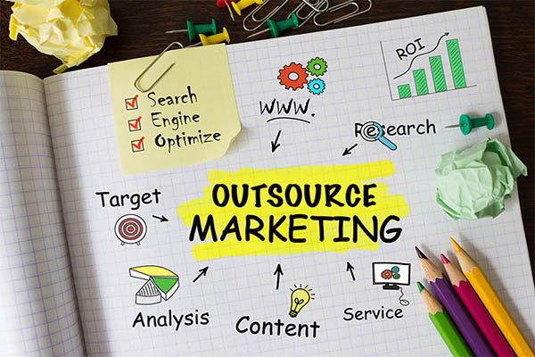 Giải pháp Phòng Marketing thuê ngoài
