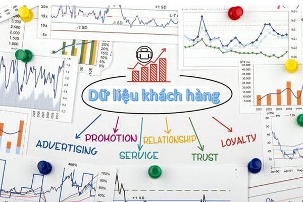 Hệ thống quản lý data khách hàng chất lượng